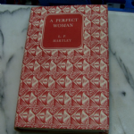 Companion book club A PERFECT WOMEN by L.P. HARTLEY 1956 hardback book